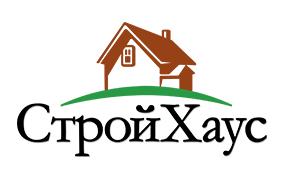 Логотип компании «СтройХаус»